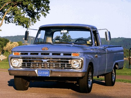 1965 Ford F-100 4