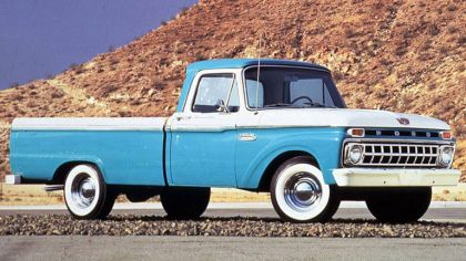 1965 Ford F-100 6