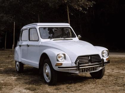 1967 Citroen Dyane 1