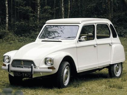 1967 Citroën Dyane 2