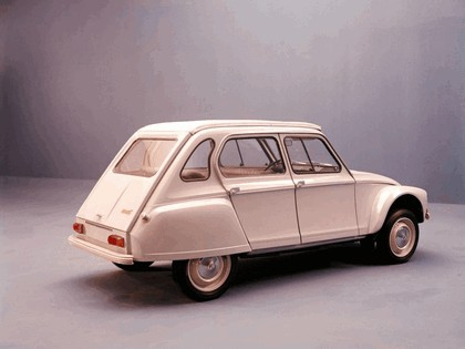 1967 Citroën Dyane 3