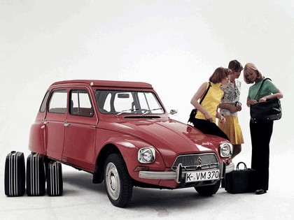 1967 Citroen Dyane 6
