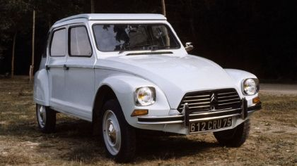 1967 Citroën Dyane 9