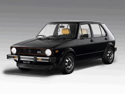 1976 Volkswagen Golf ( I ) GTi 5-door 1
