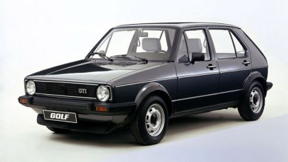 1976 Volkswagen Golf ( I ) GTi 5-door 2
