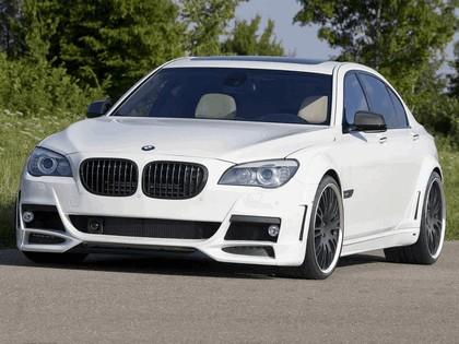 2010 BMW 7er ( F01 ) by Lumma Design 4