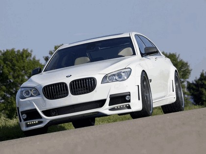 2010 BMW 7er ( F01 ) by Lumma Design 5
