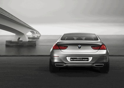 2010 BMW 6er coupé concept 6