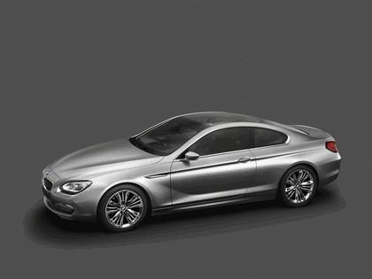 2010 BMW 6er coupé concept 8