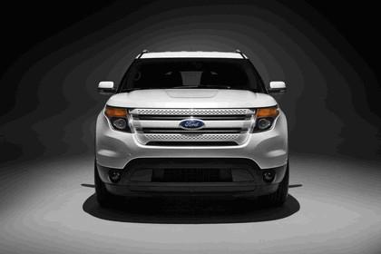 2011 Ford Explorer 1