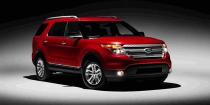 2011 Ford Explorer 7