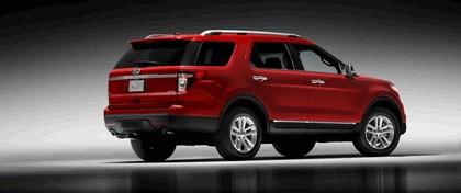 2011 Ford Explorer 8