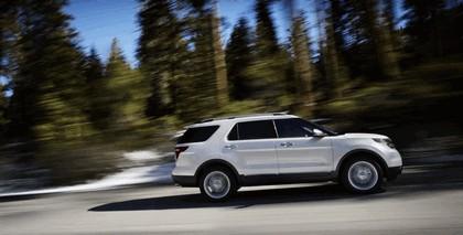 2011 Ford Explorer 20