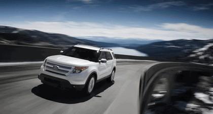2011 Ford Explorer 24