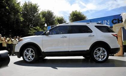 2011 Ford Explorer 26