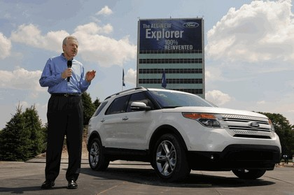 2011 Ford Explorer 32