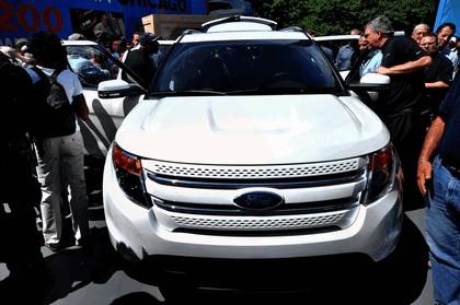 2011 Ford Explorer 41