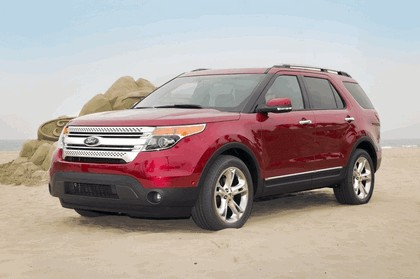 2011 Ford Explorer 48