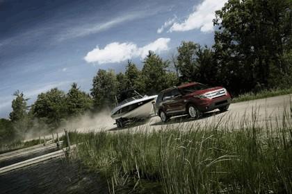 2011 Ford Explorer 61