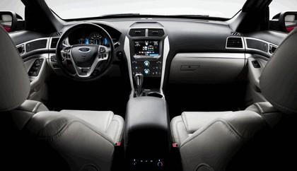 2011 Ford Explorer 64