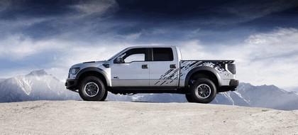 2011 Ford F-150 SVT Raptor 2