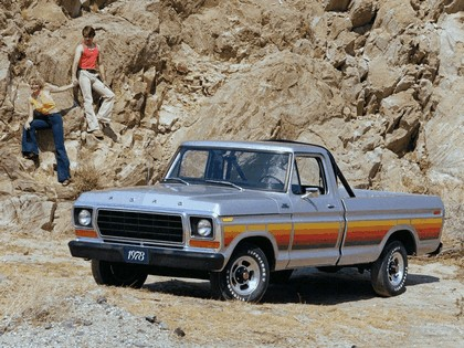 1978 Ford F-100 1