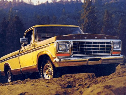 1978 Ford F-100 3