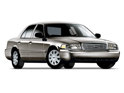1998 Ford Crown Victoria 2