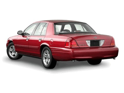 1998 Ford Crown Victoria 4