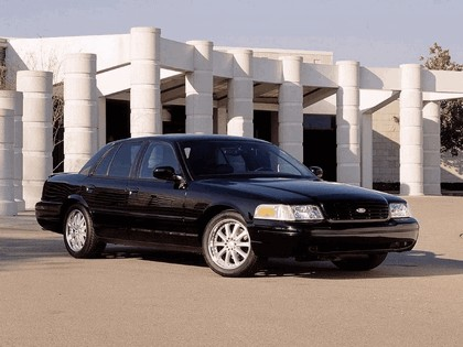 1998 Ford Crown Victoria 11