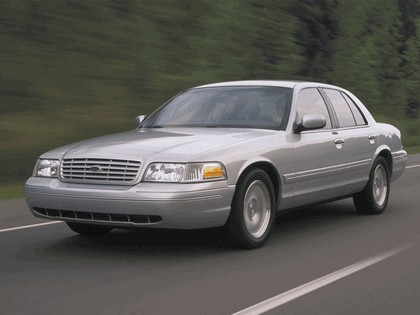 1998 Ford Crown Victoria 21