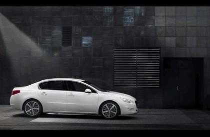 2010 Peugeot 508 5