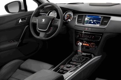 2010 Peugeot 508 21
