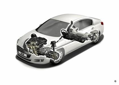 2010 Peugeot 508 29