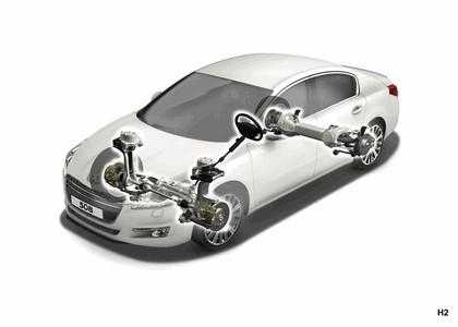 2010 Peugeot 508 31