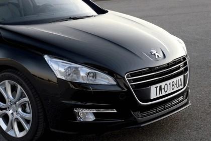 2010 Peugeot 508 SW 5