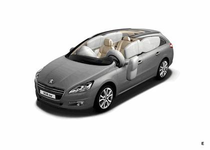2010 Peugeot 508 SW 20