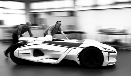 2010 Peugeot Ex1 concept 33