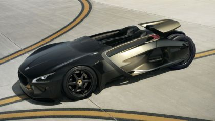 2010 Peugeot Ex1 concept 9