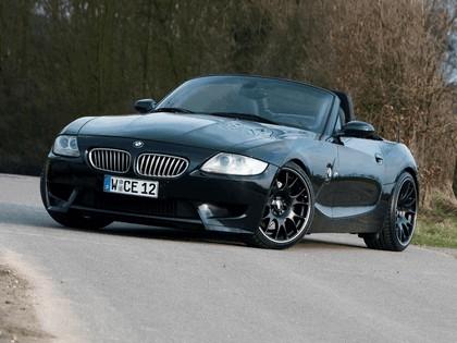 2009 Manhart Z4 V10 ( based on BMW Z4 E85 ) 1