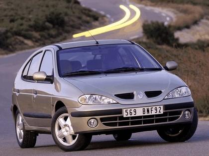 1999 Renault Megane 1