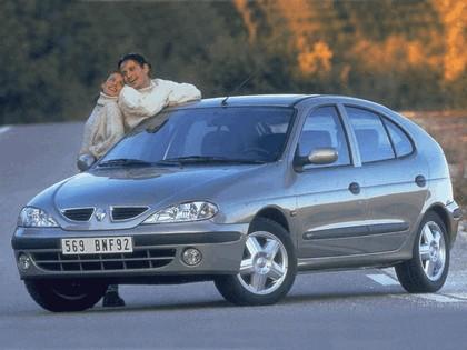 1999 Renault Megane 2