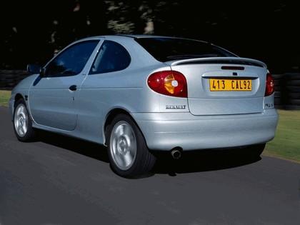 1999 Renault Megane coupé 6