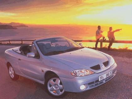 1999 Renault Megane cabriolet 1