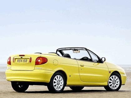 1999 Renault Megane cabriolet 2