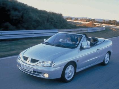1999 Renault Megane cabriolet 3