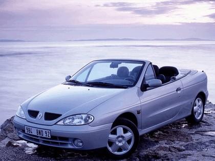 1999 Renault Megane cabriolet 4