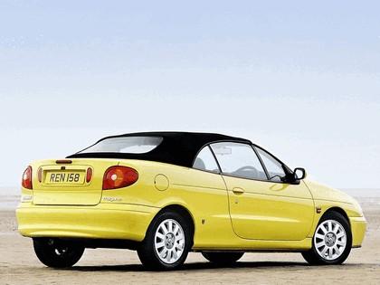 1999 Renault Megane cabriolet 5