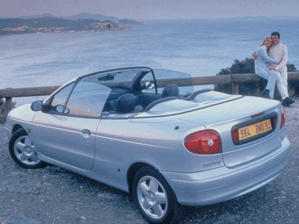 1999 Renault Megane cabriolet 6