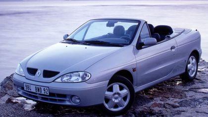 1999 Renault Megane cabriolet 7